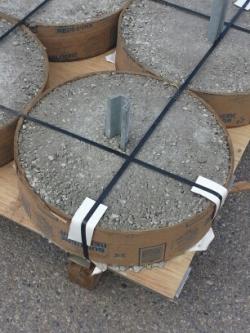 Hardware Concrete Bases