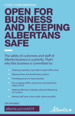 Alberta Health Posters