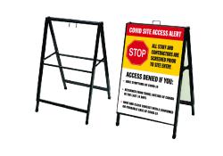 COVID Site Access