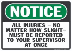 N-403 Injuries Reported
