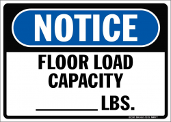 Floor Load Capacity