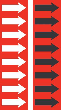 R 01 Red Arrow Tape