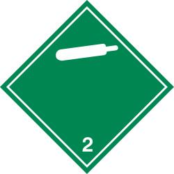 T-1334 Non Flammable Non Toxic Gas