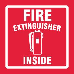 1342 Fire Extinguisher