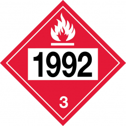 T-1992 Flam Toxic Liquid