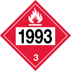 T-1993 Flammable Liquid