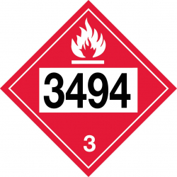 T-3494 Petroleum Sour Crude Oil