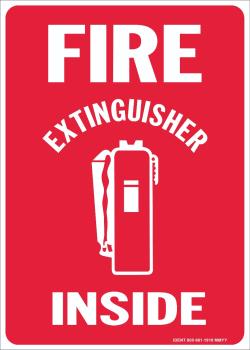 W-317C Fire Ext Inside
