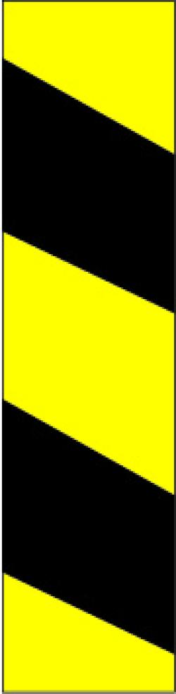 Black & Yellow Anti-Slip Tape